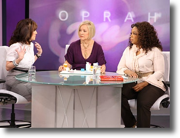 Oprah, Robin McGraw, and Christiane Northrup